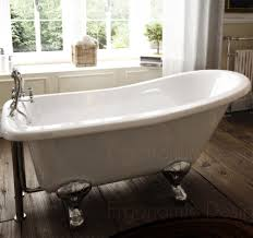 1500 x 730 Bathroom Traditional Freestanding Roll Top Single Ended ...