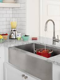 No Window Over Kitchen Sink Small Galley Kitchen Ideas Pictures Tips From Hgtv Hgtv