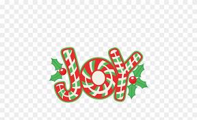 Ai (adobe illustrator) eps (encapsulated postscript). Christmas Candy Cane Joy Title Svg Scrapbook Cut File Zuckerstange Freude Weihnachtsfeiertags Platte Melaminteller Free Transparent Png Clipart Images Download