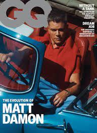 The Evolution of Matt Damon