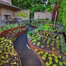 Small Picture 18 best Contemporary Raised Vegetable Gardens images on Pinterest