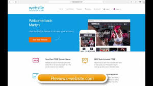 websitebuilder com review best online website builder