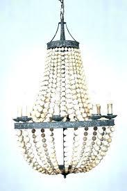 glass bead chandelier blue beaded chandelier wooden beaded chandelier beaded light fixtures aged wood beaded chandelier