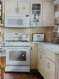 50 Inspired White Cabinets with White Appliances Unique Kitchen Design