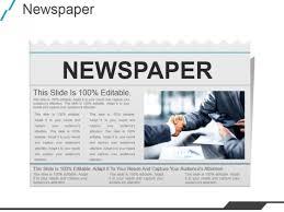 newspaper ppt template newspaper ppt powerpoint presentation template powerpoint templates