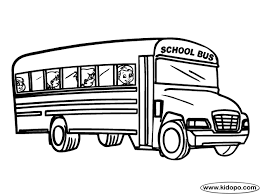 Small Picture Unique School Bus Coloring Pages 30 In Free Coloring Book with