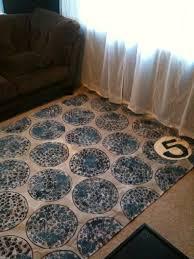 Fabric Rug Diy Diy Drop Cloth Rug Roselawnlutheran