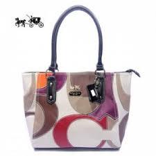 Quick View · Coach Satchels Bags Big Logo Medium Navy White Outlet Sale VIP  Shop ...