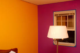 Painting A Bedroom Two Colors Bedroom Painting Walls Different Colors Home Combo