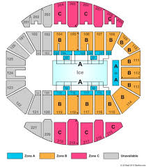 Crown Center Of Cumberland County Seating Chart Crown Coliseum The Crown Center Tickets Seating Charts