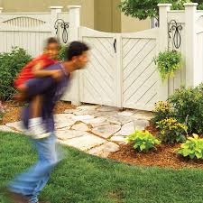 Corner Lot Fence Design Learn How To Construct A Custom Fence And How To Build A