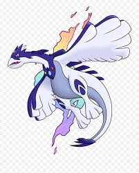 Lugia Transparent Mega Evolved - Mega Ho Ho Pokemon png - free transparent  png images - pngaaa.com
