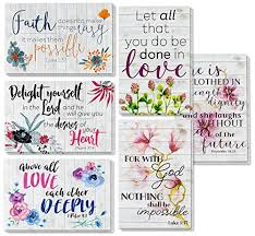 Quote Cards Simple Inspirational Quote Cards 48Pack Inspiring Religious Motivational