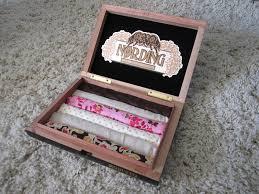 cigar box ring organizer
