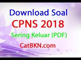 Ayo download mater dan soal cpns 2020 dengan pembahasan lengkap dan terbaru. Download Soal Cpns 2018 Pdf Dan Kunci Jawabannya Youtube