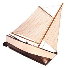 how to make a keel for a toy wooden boat