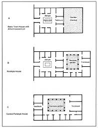 roman style house plans modern floor information