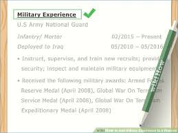 Infantry Resume Examples Resume Example