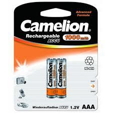 <b>Camelion AAA</b>-1000mAh Ni-Mh BL-2 (NH-AAA1000BP2 ...