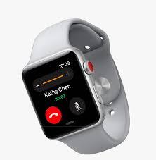 nieuwe telefoon apple watch