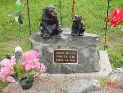 Anita Avis McCoy (1942-2002) - Find A Grave Memorial