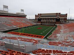Boone Pickens Stadium Interactive Seating Chart Oklahoma State Football Tickets 2019 Osu Cowboys Games