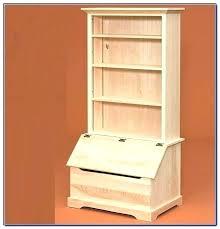 toy box shelf bookcase combo little bookshelf plans and