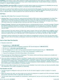 State Disability Insurance Provisions Pdf