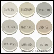 Benjamin Moore Light Pewter Vs Classic Gray Benjamin Moores Best Selling Grays Evolution Of Style