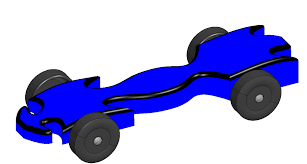 Pinewood Derby Cars Designs Geeking Out On Pinewood Derby Car Design Optimal Device