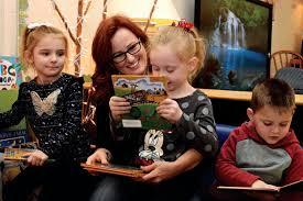 Grant gives free books to preschoolers - Winchester Sun | Winchester Sun