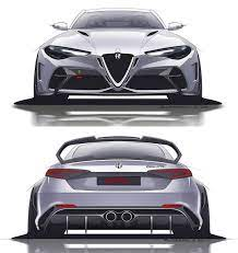 Pin On Automotive Car Design Sketch Concept Car Design Alfa Romeo