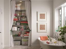 Using Curtains As Closet
