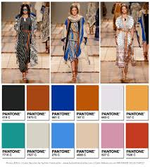 Etro Spring/Summer 2017 Collection Color Codes 2 | Fashion/Jewelry ...
