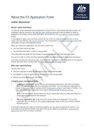 form f unfair dismissal application