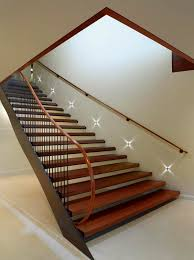 basement stairwell lighting. Basement Stairs Lighting. Built In Night Lights To Go Down Or Up When It Stairwell Lighting A