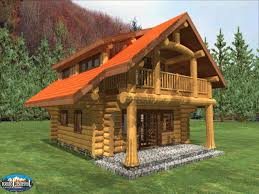 Small Picture Nice Montana Cabin Builders 2 Small log cabin kit homes264064