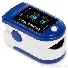 Купить <b>пульсоксиметр CONTEC CMS50D</b> Blue (Синий) EAC в ...