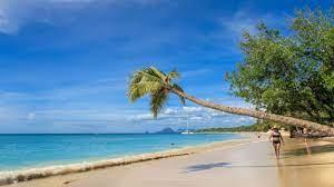 Urlaub auf Martinique ...