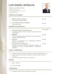 Curriculem Vite Modelos De Cv Rome Fontanacountryinn Com