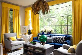 Yellow Curtains For Living Room Best Yellow Curtains For Living Room In House Remodel Ideas With