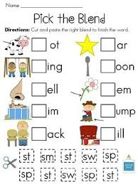 We have a series of free valentine's day worksheets! S Blends Fun Practice Worksheets Blends Worksheets Teaching Phonics Blends Activities