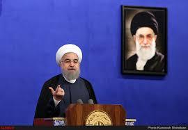 Image result for روحانی: به مردم واگذار کنند