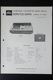 toshiba pt 4980d original service manual service manual wiring toshiba pt 4980d original service manual service manual wiring diagram