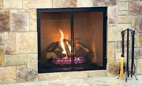 gas logs for fireplace ventless gas fireplace logs vented vs vent free