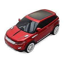 nicememory <b>Wireless</b> 2.4GHz Sport Car SUV Shape <b>Mouse</b> Optical ...
