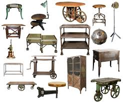 iron industrial furniture. You Can Find Heavy Cast Iron Bases For Tables, Old Industrial Lamps, Edison Styled Bulbs Instead Of Candle Ones. Furniture H