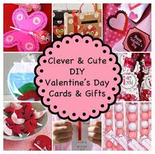 diy valentines day cards gifts modern him