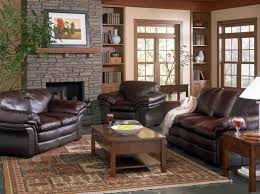 brown leather couch living room ideas. Perfect Leather Inspiring Decorating A Living Room With Brown Leather Furniture 60 In  Interior With Couch Ideas E