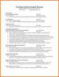 Teacher Resume Objective Sop Proposal